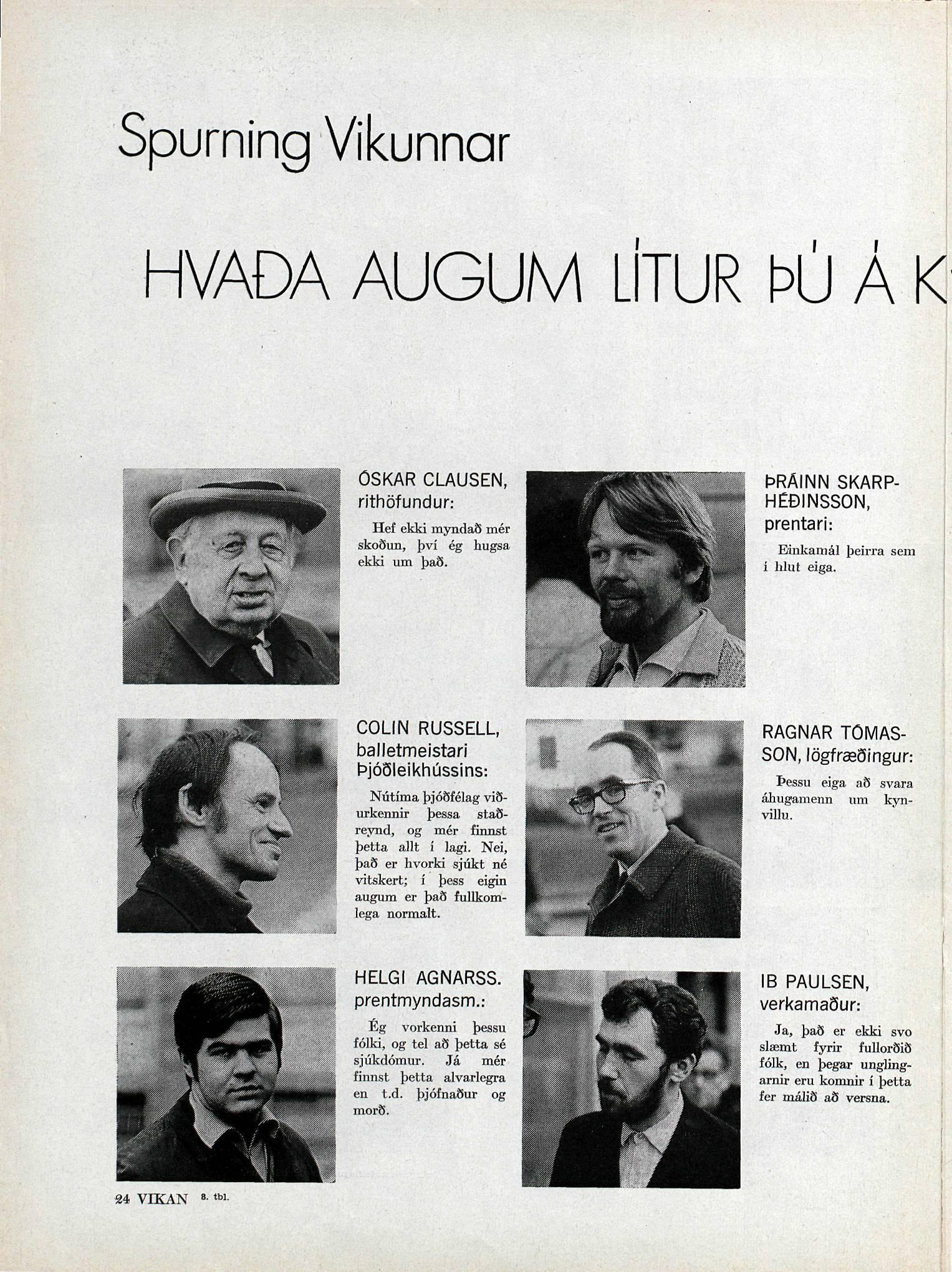 1970 kynvilla