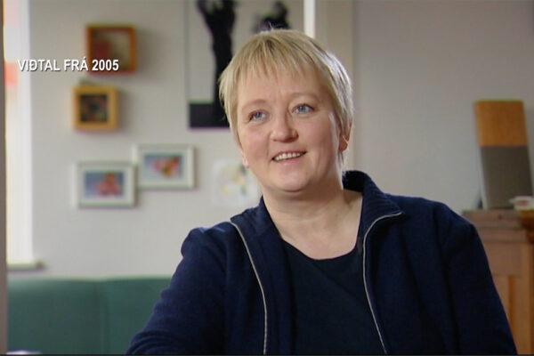 Ragnhildur Sverris