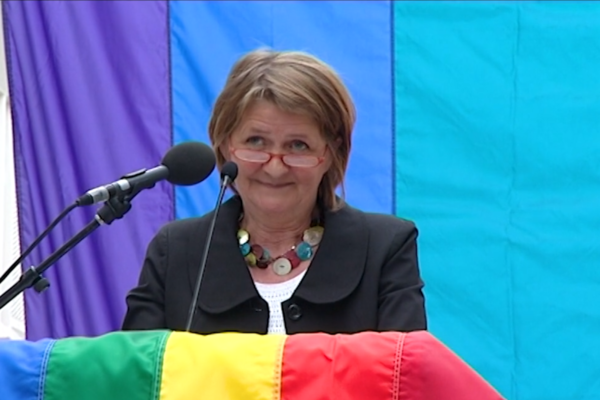 Guðrún Ögmundsdóttir 2006