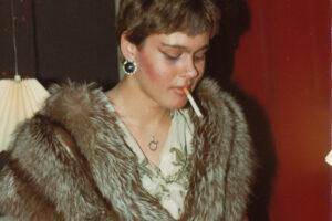 Árni á Manhattan Ballinu 1981